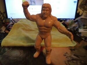 Ultimate Warrior WWF WWE LJN Clean Resin Copy Wrestling Action Figure