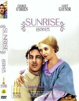 Sunrise: A Song of Two Humans (1927) F.W. Murnau DVD NEW *FAST SHIPPING*