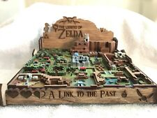 Rare Zelda Map Custom link to the past