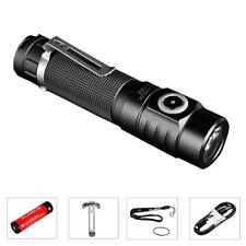 Klarus USB Rechargeable Compact LED Outdoor Flashlight (1100 Lumens)  - ST10