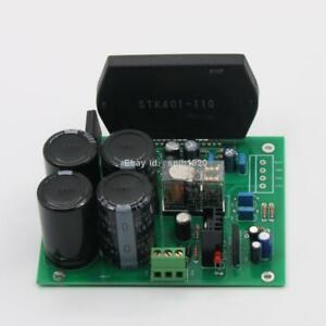 Hifi STK401-140/110 stereo AMP High power 120W *2/ 70W *2 amplifier board / kit