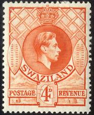 Swaziland (until 1968) Postage Stamps