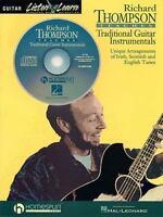 Richard Thompson Teaches Traditional Guitar Instrumentals: Unique Arrangements o