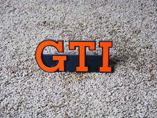 Emblem Schriftzug Kühlergrill Grill Grillemblem VW Golf II 2 GTI Edition One USA