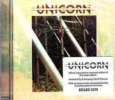 UNICORN blue pine trees (1975) + 7 Bonus Tracks Remastered CD NEU OVP/Sealed