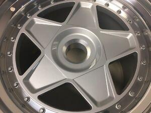 Ferrari F40 Wheels Front and Rear Wheel Set