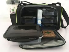 ****SEPTEMBER SALE**** Gym weight loss meal food prep bag - FREE ACCESSORIES
