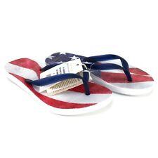 Reef Womens Sandals Size 5 Escape Lux + Navy Americana Flip Flops RF-0A3VDCNAA