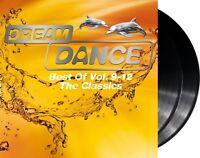 """Various Artists """"best of dream dance vol 9-12"""" Vinyl 2LP NEU 2018 TranceClassics"""