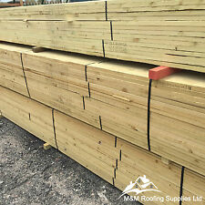 TREATED TIMBER ROOFING BATTEN/25x38mm/10 Pieces x 4.8m Length =48 Linear Meters
