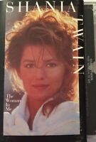 SHANIA TWAIN The Woman In Me Cassette Tape