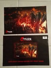 Gears of War: Judgment 2013 Exclusive Limited Edition Artwork