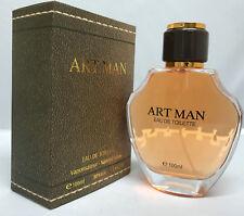 SAFFRON LONDON ART MAN MEN EAU DE TOILETTE PERFUME SPRAY FOR MEN BOYS HIM