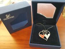 SWAROVSKI MICKEY MANIA HEART PENDANT 1514975 NEW IN BOX!