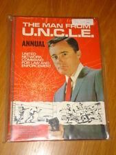MAN FROM U.N.C.L.E WORLD DISTRIBUTORS BRITISH ANNUAL 1967 VG+