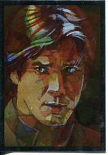 Star Wars Galaxy 7 Silver Foil Chase Card #12 Han Solo