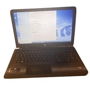Damaged Hp Pavillion 15-Aw009Ax Amd A10 Notebook 16GB Ram 256GB SSD