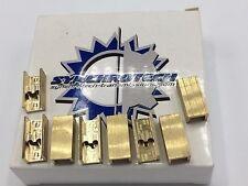 TKO Bronze Shift Fork Pad Set Tremec 3550 TKO500 TKO600
