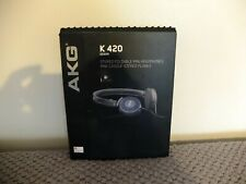 Mini-casque stéréo pliable AKG K 420 Denim /  worlwide shipping