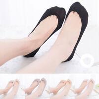 Women Summer Invisible Anti-Slip Low Cut Short Cotton Boat Socks Anti-friction