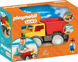 PLAYMOBIL Sand 9142 Muldenkipper, Ab 2 Jahren  NEU & OVP