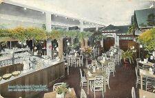 c1910 Postcard; Interior Hazelwood Cream Store, Portland OR Soda Fountain Posted
