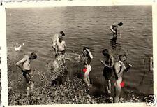 9521/ Originalfoto 9x6cm, nackte Soldaten, naked soldiers, Vintage Gay, WWII