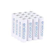 16x Panasonic eneloop Rechargeable AA Batteries NiMH 2000mAh (min. 1900mAh) BK-3