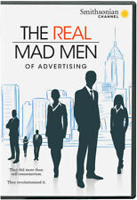 Smithsonian: The Real Mad Men Of Advertising [New DVD]