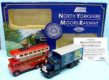 CF16/045B LLEDO / ENGLAND / COFFRET NORTH YORKSHIRE MOORS RAILWAY 00 1/76