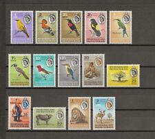 BECHUANALAND 1961 SG 168/81 MNH Cat £80
