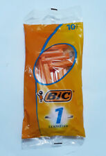 Bic Sensitive 1 Men/Adult Disposable Razor Single Blade Fixed Head Razor