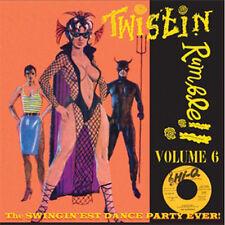 "TWISTIN RUMBLE VOLUME 6 VINYLE NEUF NEW VINYL 12"" LP"