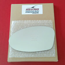 NEW Mirror Glass PONTIAC GRAND AM OLDS ALERO Driver Left Side **FAST SHIPPING**
