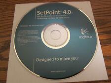 Logitech SetPoint 4.0 cd for mouse