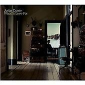 Justin Currie - What Is Love For CD