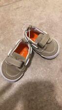 Koala Baby Boy Size 1 Crib Shoes Beige Loafers