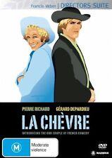 La Chevre (DVD, 2006)-REGION 4-Brand new-Free postage  ( RARE )