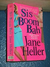 Sis Boom Bah by Jane Heller FREE SHIPPING 0312971362