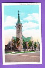 PENNSYLVANIA - INDIANA, PRESBYTERIAN CHURCH POSTCARD 946