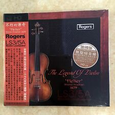 Rogers LS3/5A The Legend Of Violin 不朽的傳奇 CD ABC Audiophile Speaker SHOWCASE DEMO