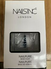 Nails Inc - Base Coat - Breathable & 6 Free - Nail Pure (7381) 14ml