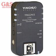 1PCS Yongnuo YN-622N II TTL Wireless Flash Triggerfor Nikon D800 D700 D600 D610
