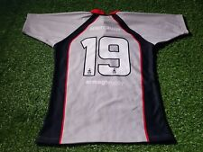 city of armagh ulster ireland rugby union large mans match worn no19 jersey
