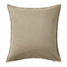IKEA GURLI Cushion Cover 50cm x 50cm 100% Cotton New AVAILABLE IN 12 COLOUR