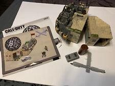 Mega Bloks Call Of Duty Modern Warfare 06818 Dome Battleground Incomplete