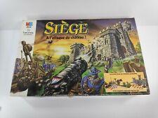 BOITE VIDE jeu société Siege a l'attaque du chateau MB