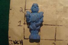 vintage ROBOT Eraser: 1980's FIGURE, BLUE