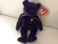 TY Princess Diana Beanie Baby 1997 Mint Condition PE Pellets-Space In Tag-China