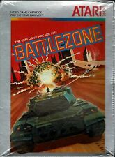 Battlezone Atari 2600 New Sealed Retail Box